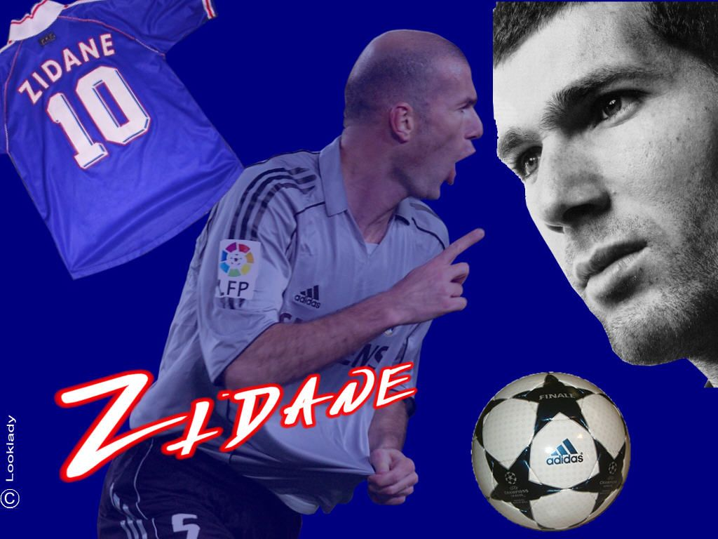 Zidane - New Photos